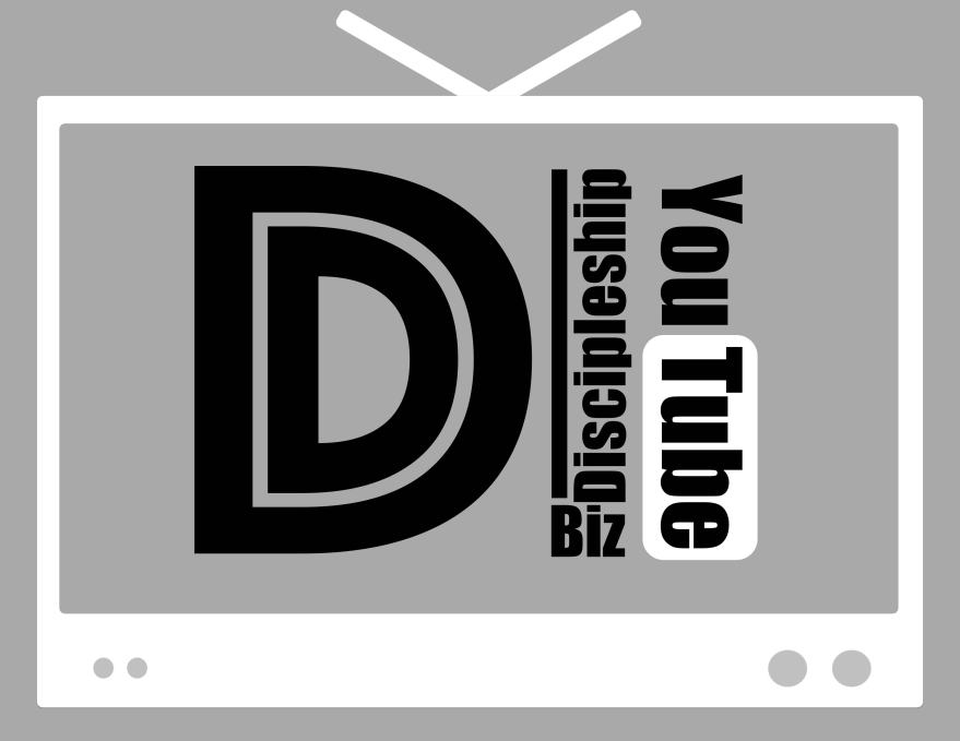 discipleship youtube logo